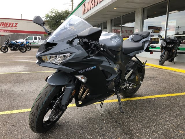 2019 Kawasaki Ninja ZX-6R ABS at Jacksonville Powersports, Jacksonville, FL 32225