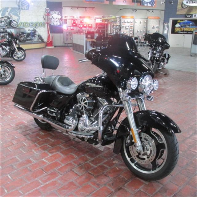 2013 Harley-Davidson Street Glide Base at Bumpus H-D of Memphis