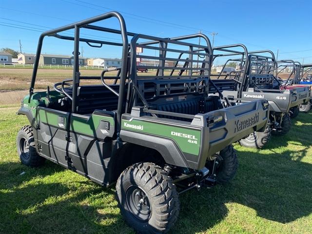 2020 Kawasaki Mule PRO-DXT Diesel EPS at Dale's Fun Center, Victoria, TX 77904
