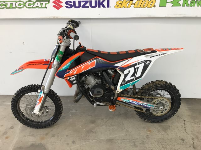 2016 KTM SX 65 at Hebeler Sales & Service, Lockport, NY 14094