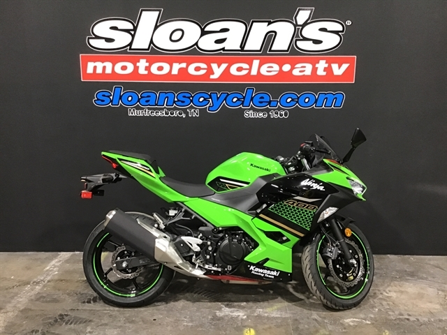 2020 Kawasaki Ninja 400 ABS KRT Edition at Sloans Motorcycle ATV, Murfreesboro, TN, 37129