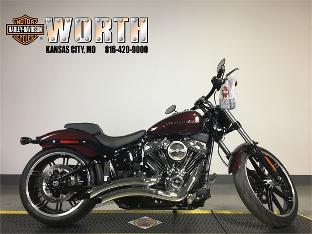 2018 Harley-Davidson Softail Breakout at Worth Harley-Davidson