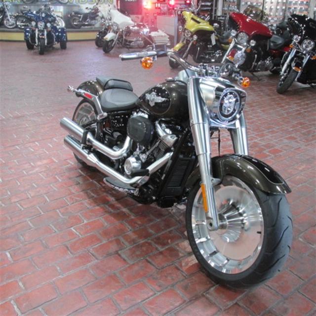 2020 Harley-Davidson Softail Fat Boy 114 at Bumpus H-D of Memphis