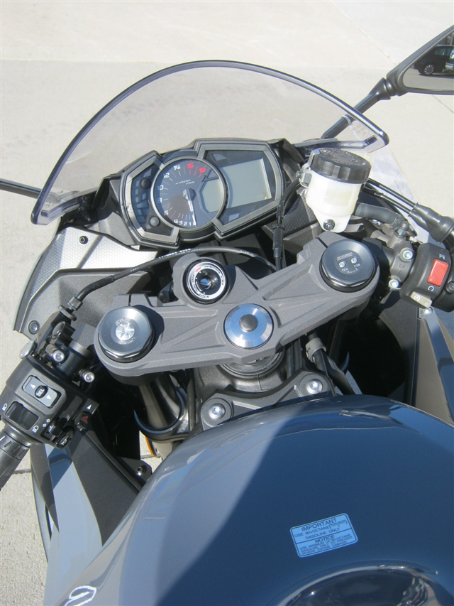 2019 Kawasaki ZX636 at Brenny's Motorcycle Clinic, Bettendorf, IA 52722