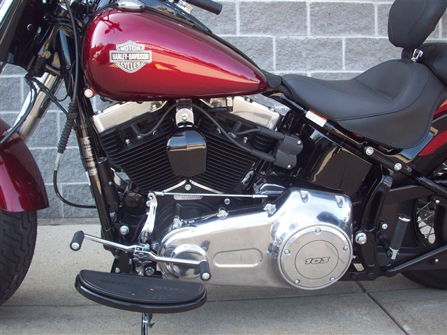 2016 Harley-Davidson Softail Slim at Indianapolis Southside Harley-Davidson®, Indianapolis, IN 46237