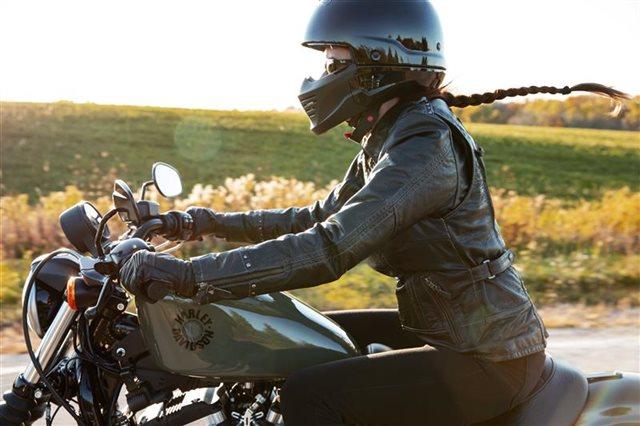 2021 Harley-Davidson Cruiser XL 883N Iron 883 at Colboch Harley-Davidson
