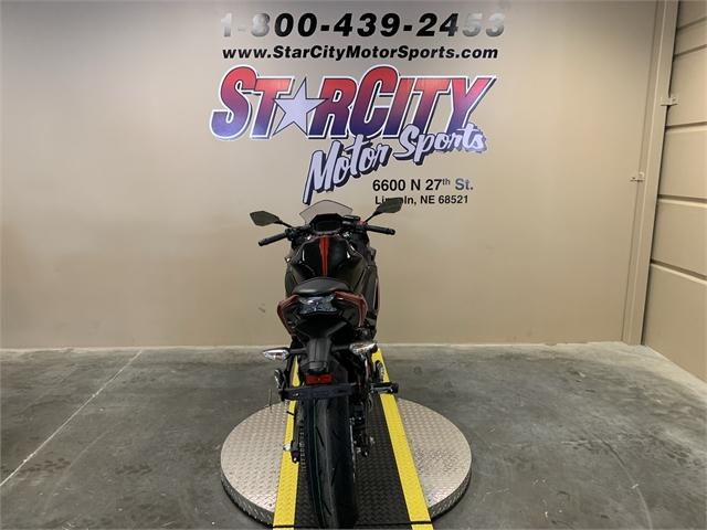 2021 Kawasaki Ninja 650 ABS at Star City Motor Sports