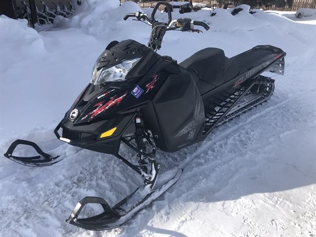 2016 Ski-Doo Summit X with T3 Package 800R E-TEC at Power World Sports, Granby, CO 80446