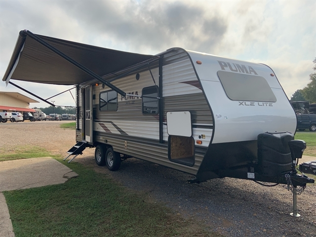 2020 Puma 21FBC 21FBC at Campers RV Center, Shreveport, LA 71129