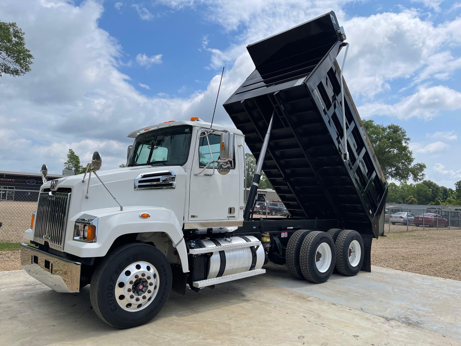 2014 WESTERN STAR 4700SF Dump Truck at ATV Zone, LLC