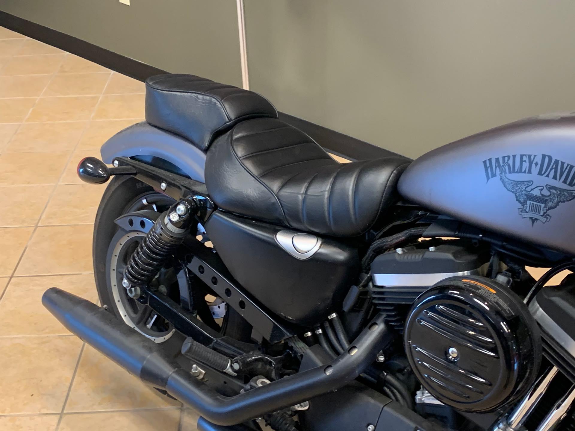 2017 Harley-Davidson Sportster Iron 883 at Loess Hills Harley-Davidson