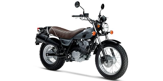 2019 Suzuki VanVan 200 at Hebeler Sales & Service, Lockport, NY 14094