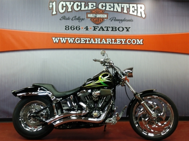 1998 Harley-Davidson FXSTC at #1 Cycle Center Harley-Davidson