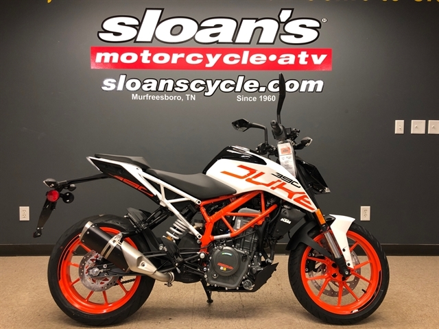 2019 KTM Duke 390 at Sloans Motorcycle ATV, Murfreesboro, TN, 37129