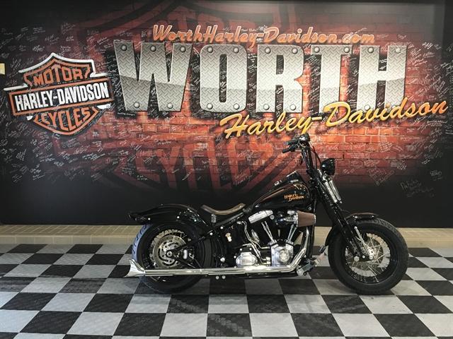 2008 Harley-Davidson Softail Cross Bones at Worth Harley-Davidson