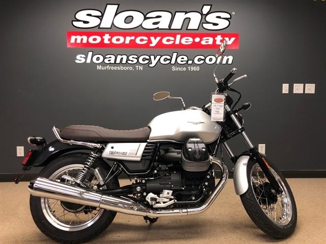 2019 MOTO GUZZI V7 III SPECIAL V7 III SPECIAL at Sloans Motorcycle ATV, Murfreesboro, TN, 37129