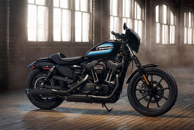 2018 Harley-Davidson Sportster Iron 1200 at Zips 45th Parallel Harley-Davidson