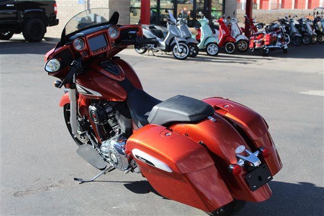 2019 Indian Motorcycle Indian Chieftain Limited Limited at Aces Motorcycles - Fort Collins