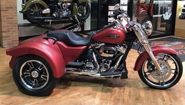 2019 Harley-Davidson Trike Freewheeler at #1 Cycle Center Harley-Davidson