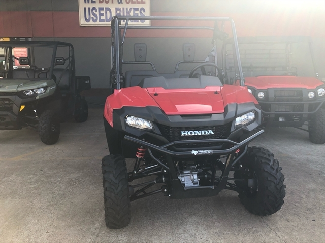 2021 Honda Pioneer 700 Base at Wild West Motoplex