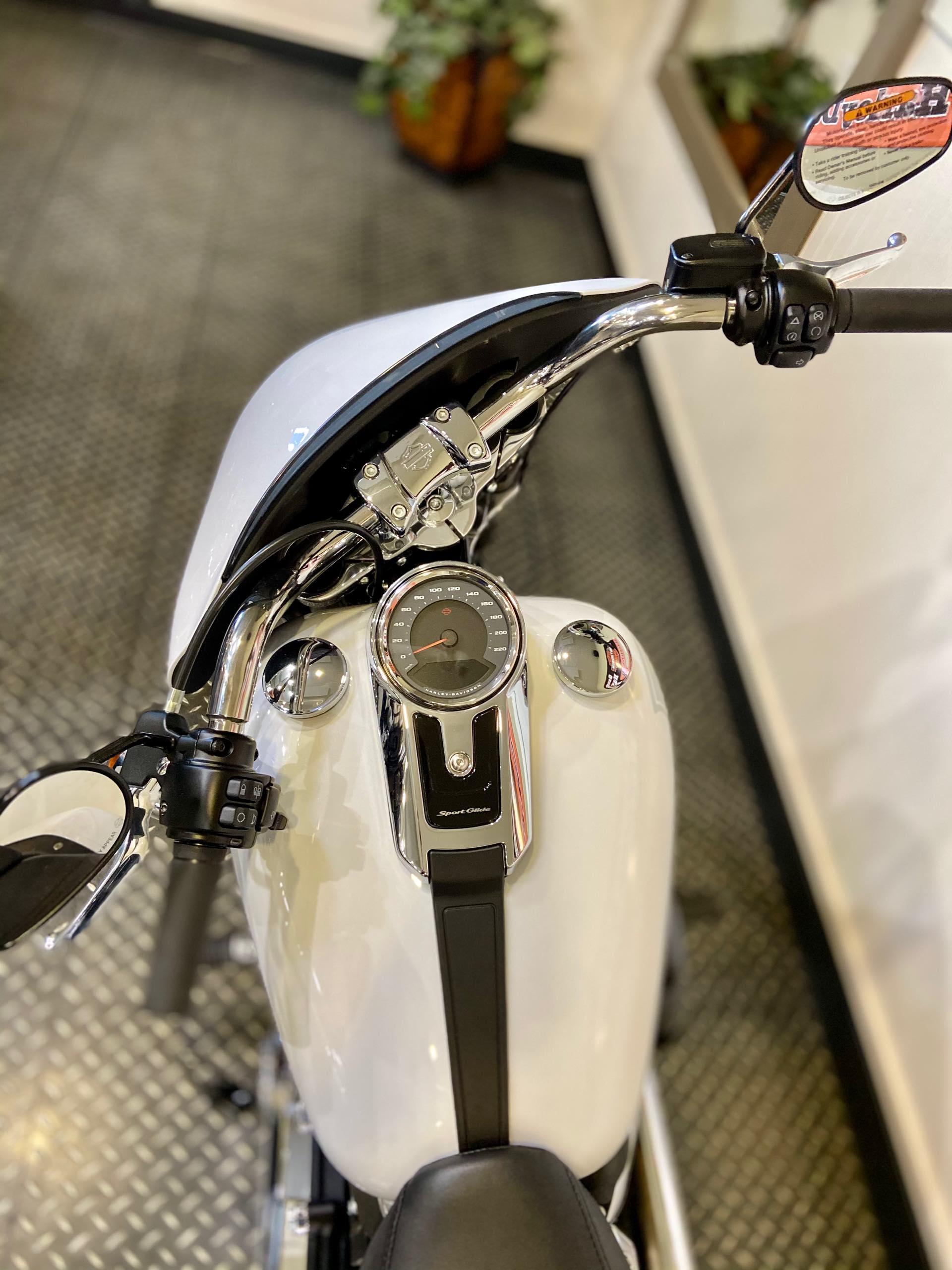 2021 Harley-Davidson Cruiser FLSB Sport Glide at Gasoline Alley Harley-Davidson (Red Deer)