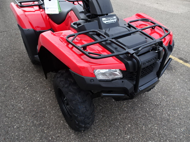2018 Honda FourTrax Rancher 4X4 ES Electric Shift at Genthe Honda Powersports, Southgate, MI 48195