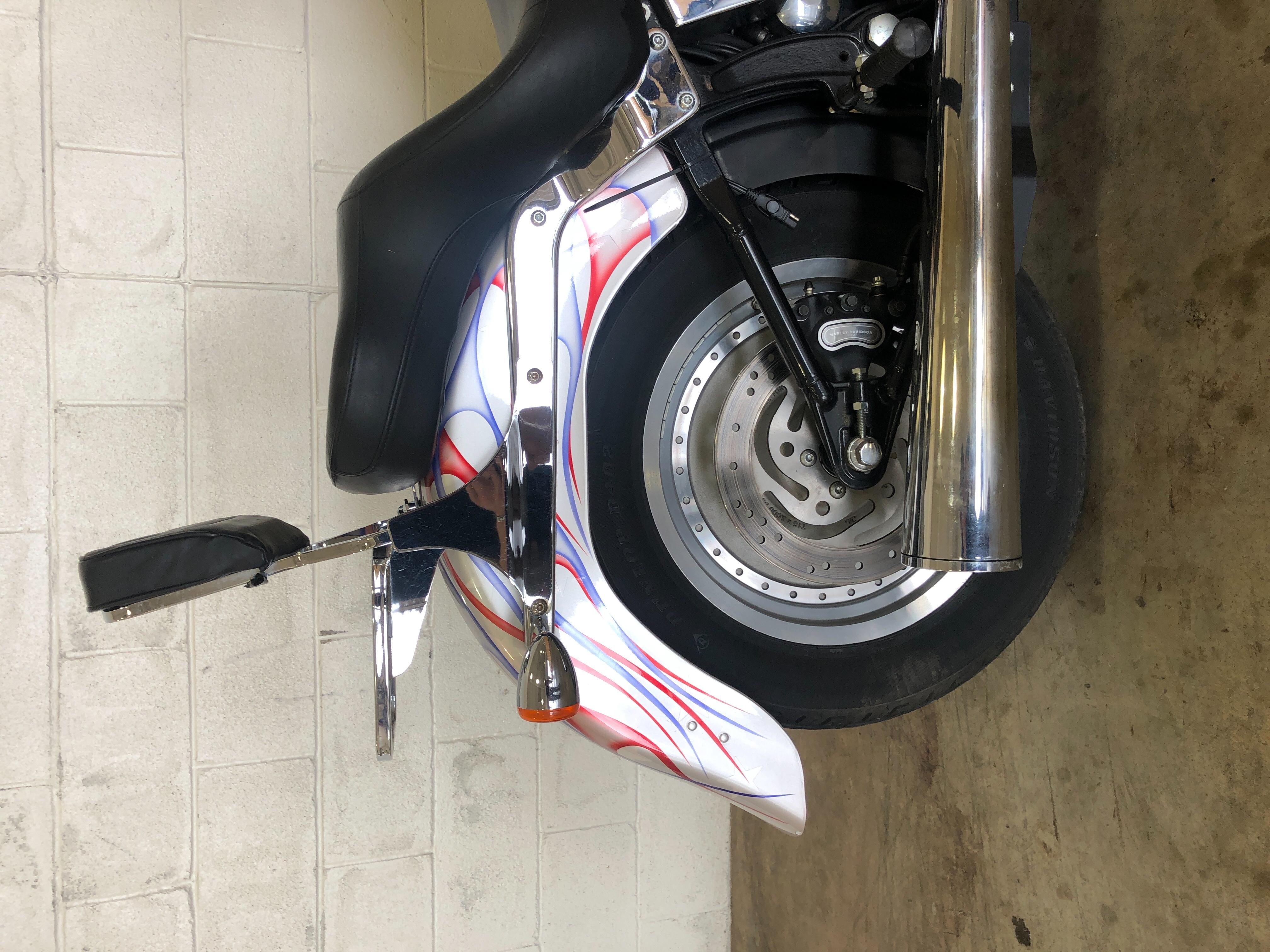 2002 Harley-Davidson FLSTFI at Twisted Cycles