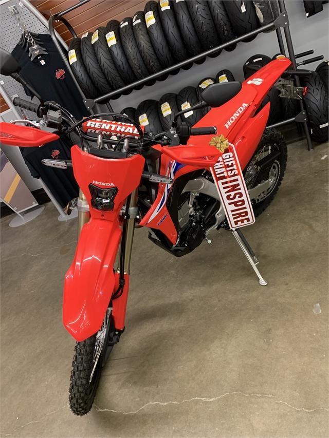 2021 Honda CRF 450R at Southern Illinois Motorsports