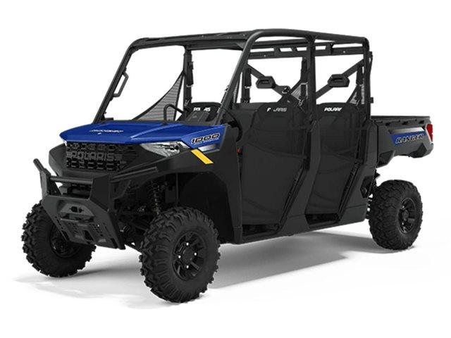 2022 Polaris Ranger Crew 1000 Premium + Winter Prep Package at Friendly Powersports Baton Rouge