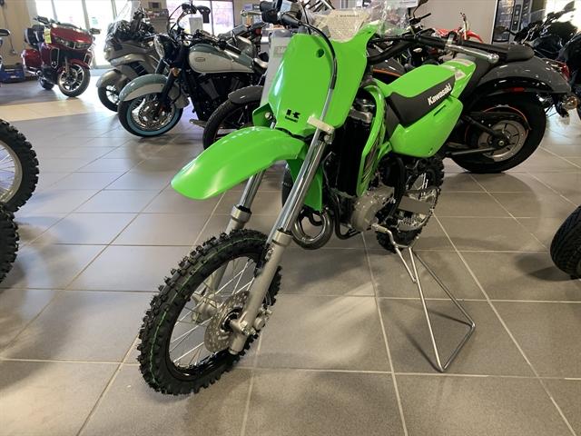 2021 Kawasaki KX 65 at Star City Motor Sports