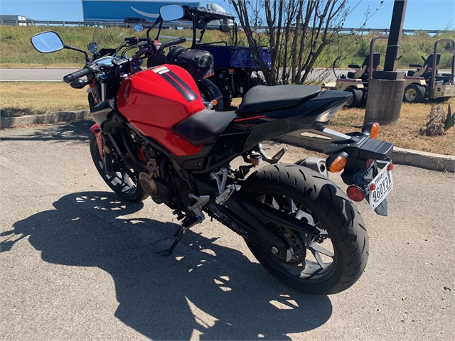2017 Honda CB500F Base at Kent Motorsports, New Braunfels, TX 78130