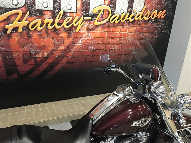 2018 Harley-Davidson Road King Base at Worth Harley-Davidson