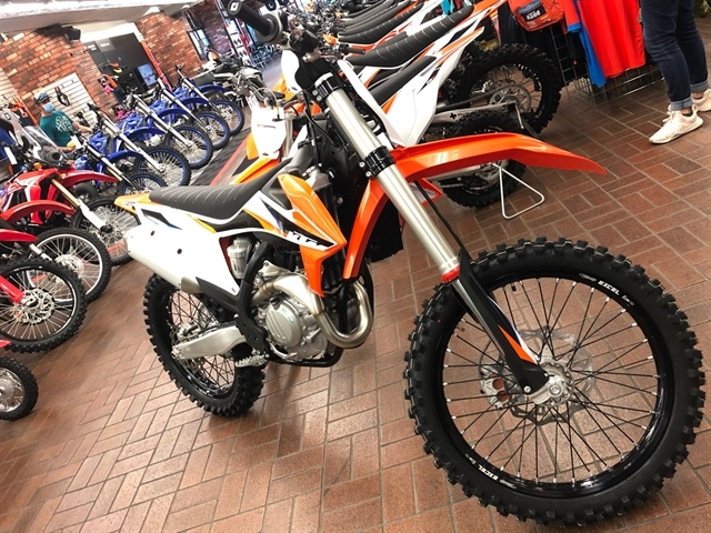 2021 KTM SX 450 F at Wild West Motoplex