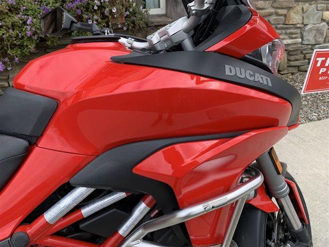 2015 Ducati Multistrada 1200 S at Arkport Cycles