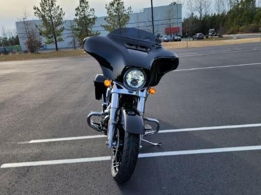2021 Harley-Davidson Touring FLHXS Street Glide Special at Richmond Harley-Davidson