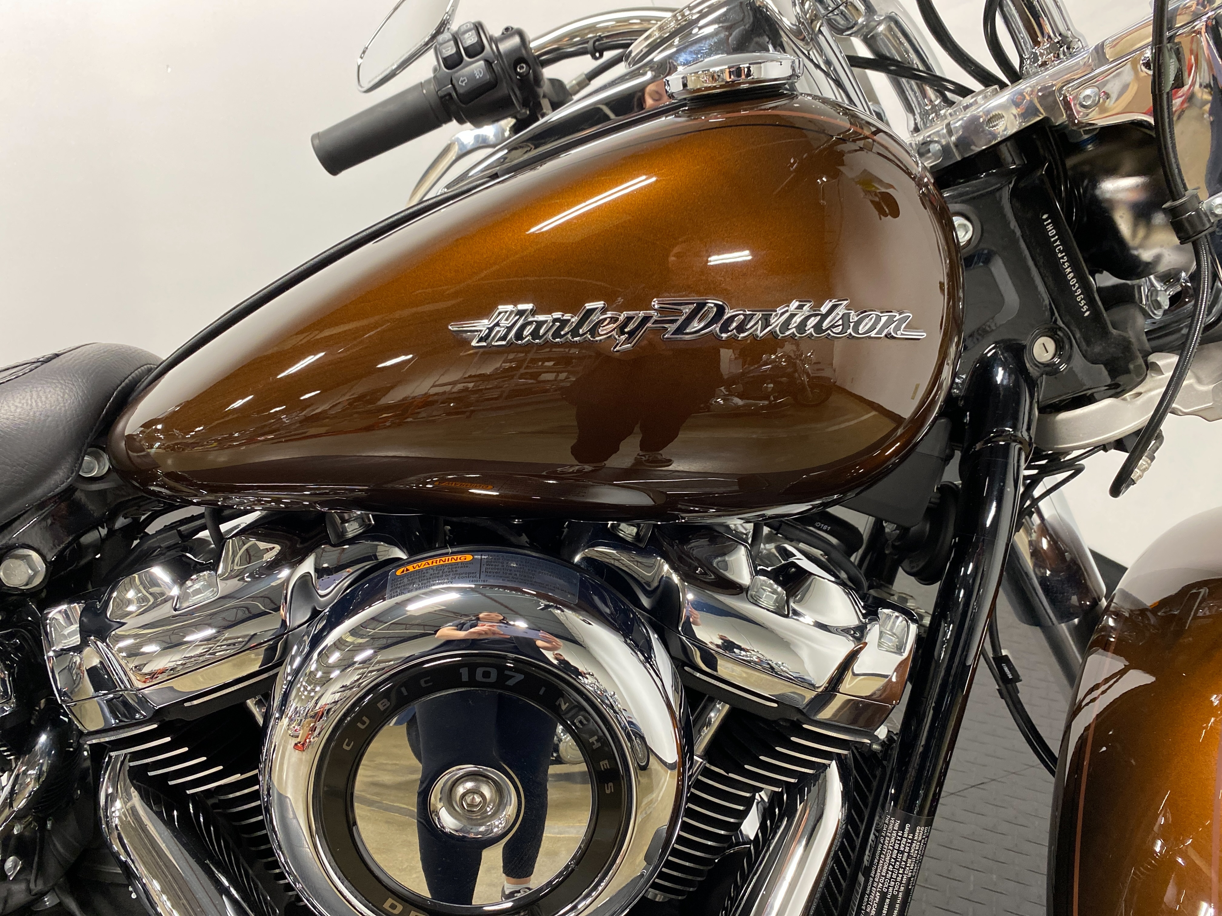 2019 Harley-Davidson Softail Deluxe at Cannonball Harley-Davidson