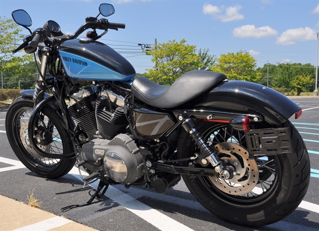 2012 Harley-Davidson Sportster Nightster at All American Harley-Davidson, Hughesville, MD 20637