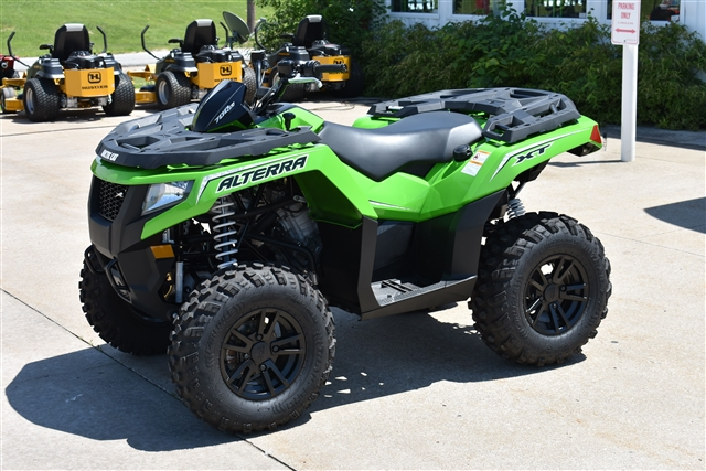 2017 Arctic Cat Alterra 700 XT EPS at Lincoln Power Sports, Moscow Mills, MO 63362