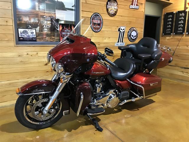 2018 Harley-Davidson Electra Glide Ultra Limited at Thunder Road Harley-Davidson