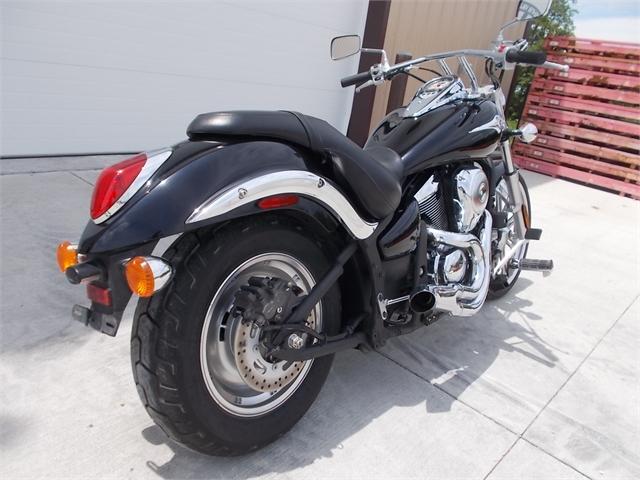 2009 Kawasaki 900 Vulcan Custom at Nishna Valley Cycle, Atlantic, IA 50022