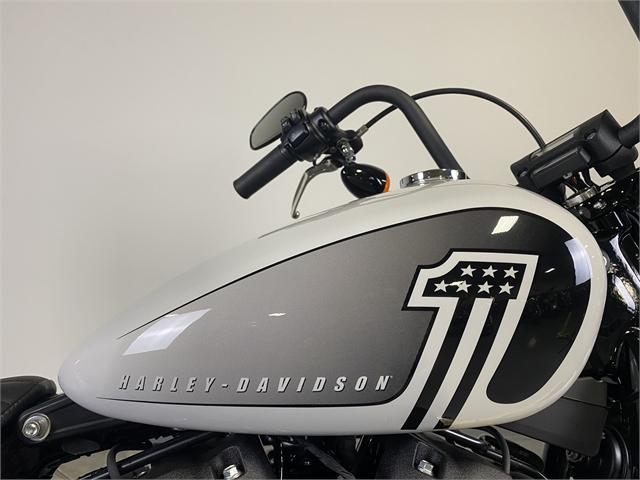 2021 Harley-Davidson Cruiser Street Bob 114 at Worth Harley-Davidson