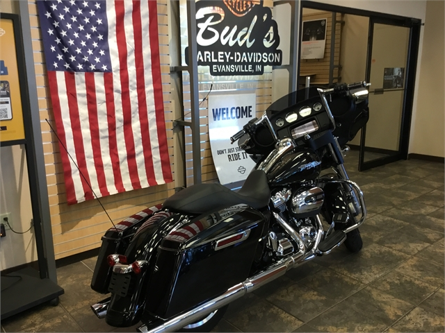 2020 Harley-Davidson Touring Street Glide at Bud's Harley-Davidson