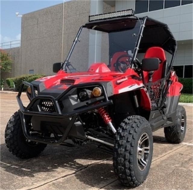 2020 TRAILMASTER CHALLENGER 200EX  RED at Got Gear Motorsports