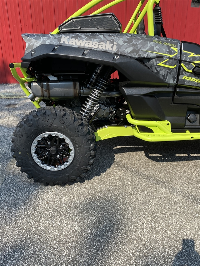 2021 KAWASAKI KRF1000BMFNN Teryx KRX 1000 Trail Edition at Thornton's Motorcycle - Versailles, IN