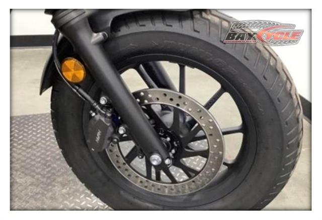 2021 Honda Rebel 500 ABS SE at Bay Cycle Sales
