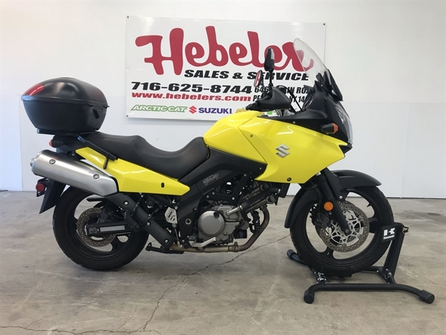 2006 Suzuki V-Strom 650 at Hebeler Sales & Service, Lockport, NY 14094