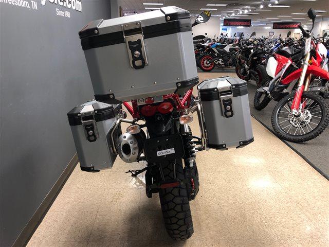 2020 Moto Guzzi V85 TT ADVENTURE TT Adventure at Sloans Motorcycle ATV, Murfreesboro, TN, 37129