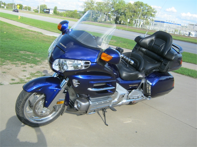 2002 Honda Goldwing 1800 at Brenny's Motorcycle Clinic, Bettendorf, IA 52722