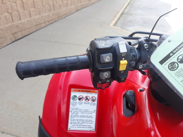 2009 Honda FourTrax Rancher AT With Power Steering at Waukon Power Sports, Waukon, IA 52172
