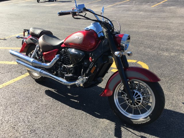 2016 Hyosung ST700 Base at Randy's Cycle, Marengo, IL 60152